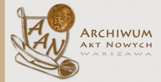 Central Archives of Modern Records (AAN) in Warsaw